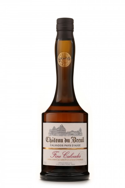 Chateau du Breuil Calvados Fine 0,7l 40%