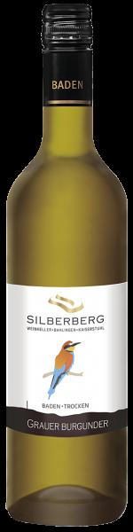 Bahlinger Silberberg Baden Grauer Burgunder QbA trocken 0,75l