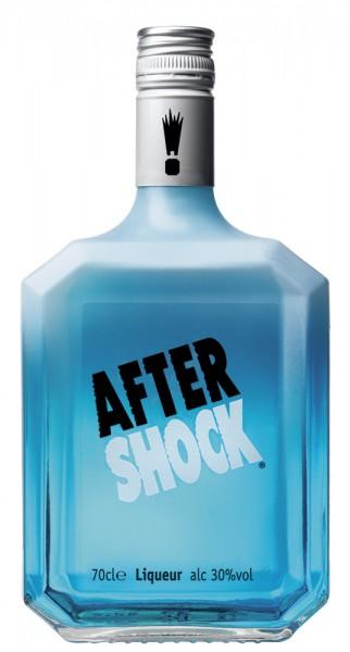 After Shock Blue Citrus 30% 0,7l
