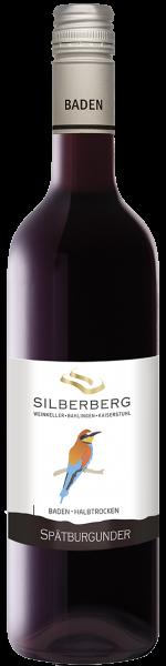 Bahlinger Silberberg Baden Spätburgunder Rotwein QbA halbtrockcken