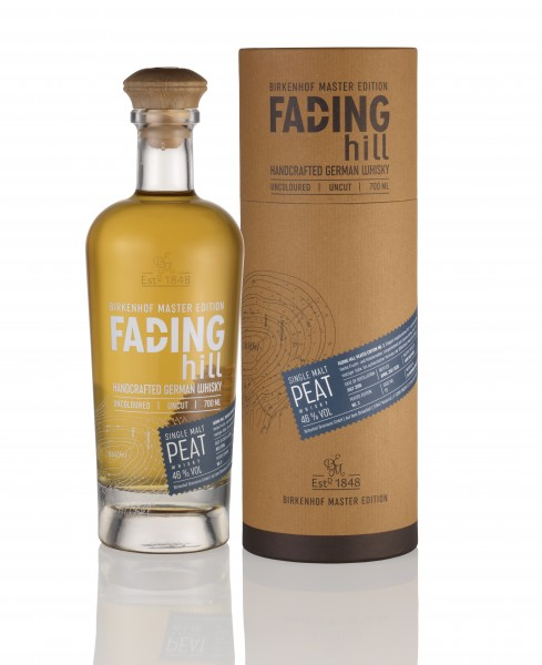 Birkenhof Peated Fading Hill Single Malt Whisky