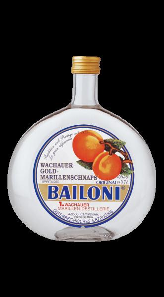 Bailoni Marillenschnaps 40% 0,7l