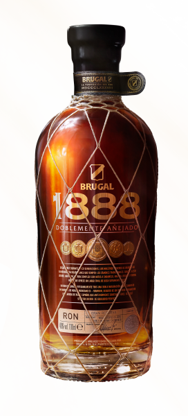 Brugal 1888 Doblemente Anejado 40% 0,7l