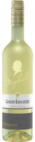 Maybach Grauburgunder trocken 0,75l