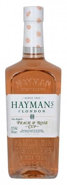 Haymans Peach & Rose Cup Gin 0,7l 25%