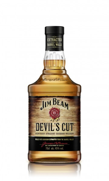 Jim Beam Devil's Cut Bourbon Whiskey 0,7l