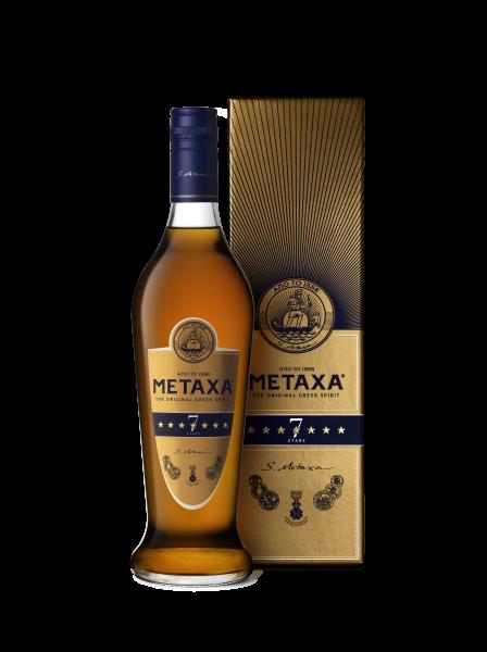 Metaxa 7 Sterne 0,7l 40%