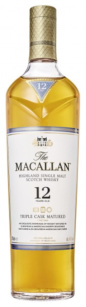 The Macallan Triple Cask 12 Years Old 40% 0,7l