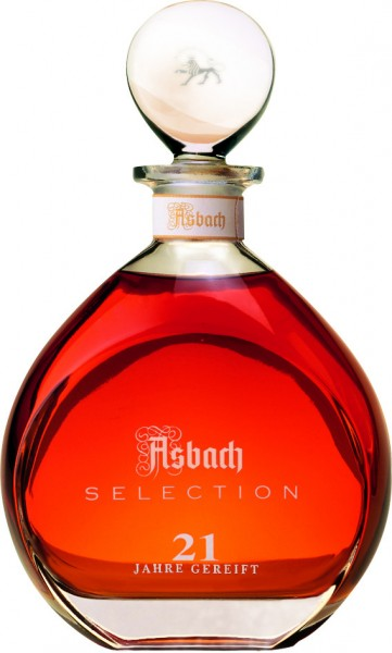 Asbach Selection 21 J. 0,7l GP