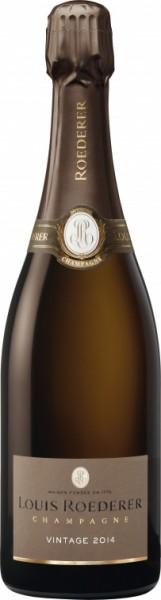 Louis Roederer Vintage Brut Champagner 0,75l
