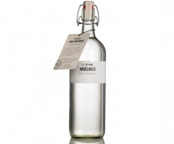 Birkenhof Haselnuss - feine Spirituose aus gerösteten Haselnüssen