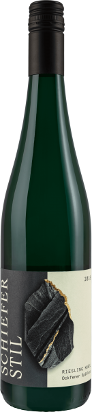 Schieferstil Riesling - Spätlese 0,75l