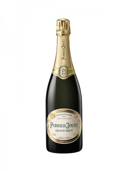 Perrier Jouet Grand Brut Champagne 12% 0,75l
