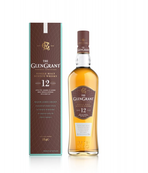 Glen Grant 12Y 0,7l 43%