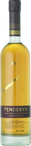 Penderyn Sherrywood Single Malt Welsh Whisky 0,7l 46%