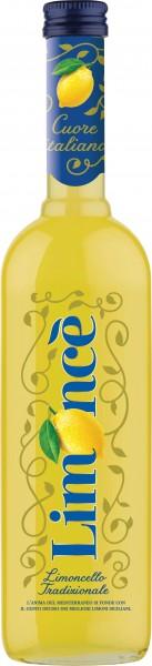 Limonce Zitronenlikör 25% vol. 500ml