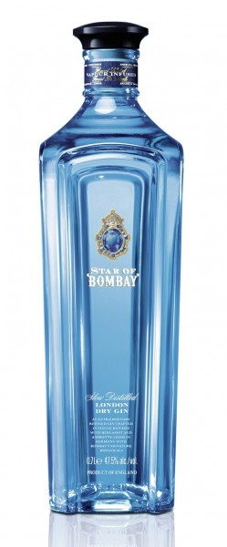 Bombay Sapphire Gin Star of Bombay 47,5% 0,7l