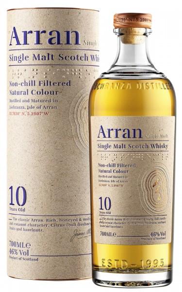 The Arran 10 y.o Single Malt Whisky