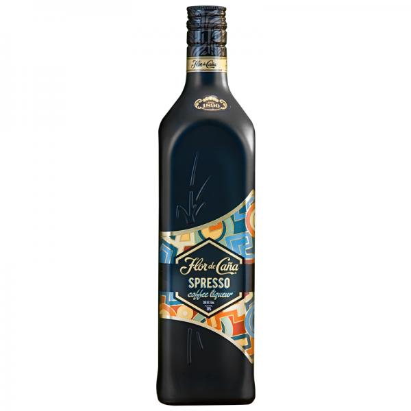 Flor de Caña Spresso Coffee Liqueur 0,7l 30%