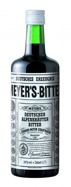 MEYER´S BITTER Deutsche Alpen-Kräuter