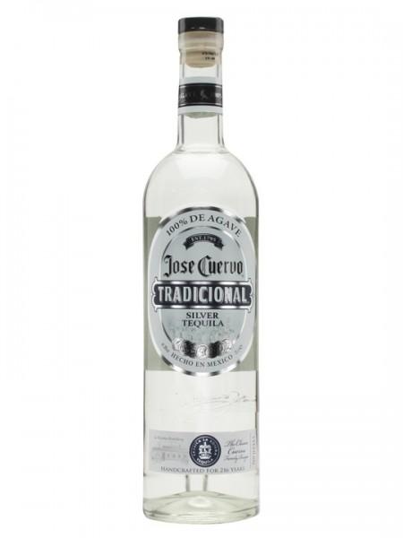 Jose Cuervo Tradicional Silver 100% Agave