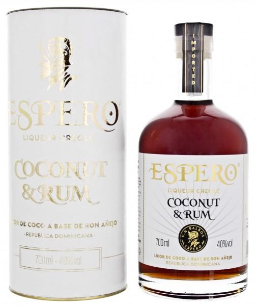 Espero Creole Coconut & Rum 0,7L in GP