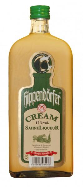 Habbel's Hippendörfer Cream (Kräuter- Sahnelikör)