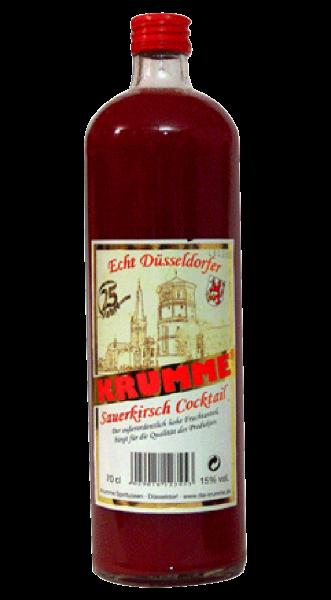 Krumme Sauerkirsch Cocktail 15% 0,7l