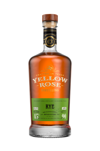 Yellow Rose Rye 0,7l 45%