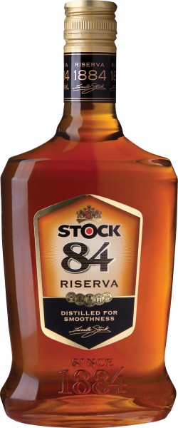 Stock 84 Brandy Riserva 38% vol. 700ml