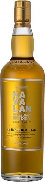 Kavalan Ex-Bourbon Oak 46% vol