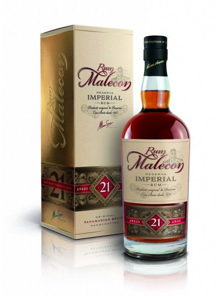 Rum Malecon 21 Years Old
