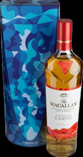Macallan A Night On Earth 0,7l 40%