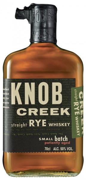 Knob Creek Rye 50% 0,7l